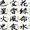 子どもの発達に必要な要素を12の漢字で表現